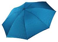 Зонт НАВПАКИ бірюзовий Три Слона легкий ( повний автомат ) арт. L3836-3, фото 1