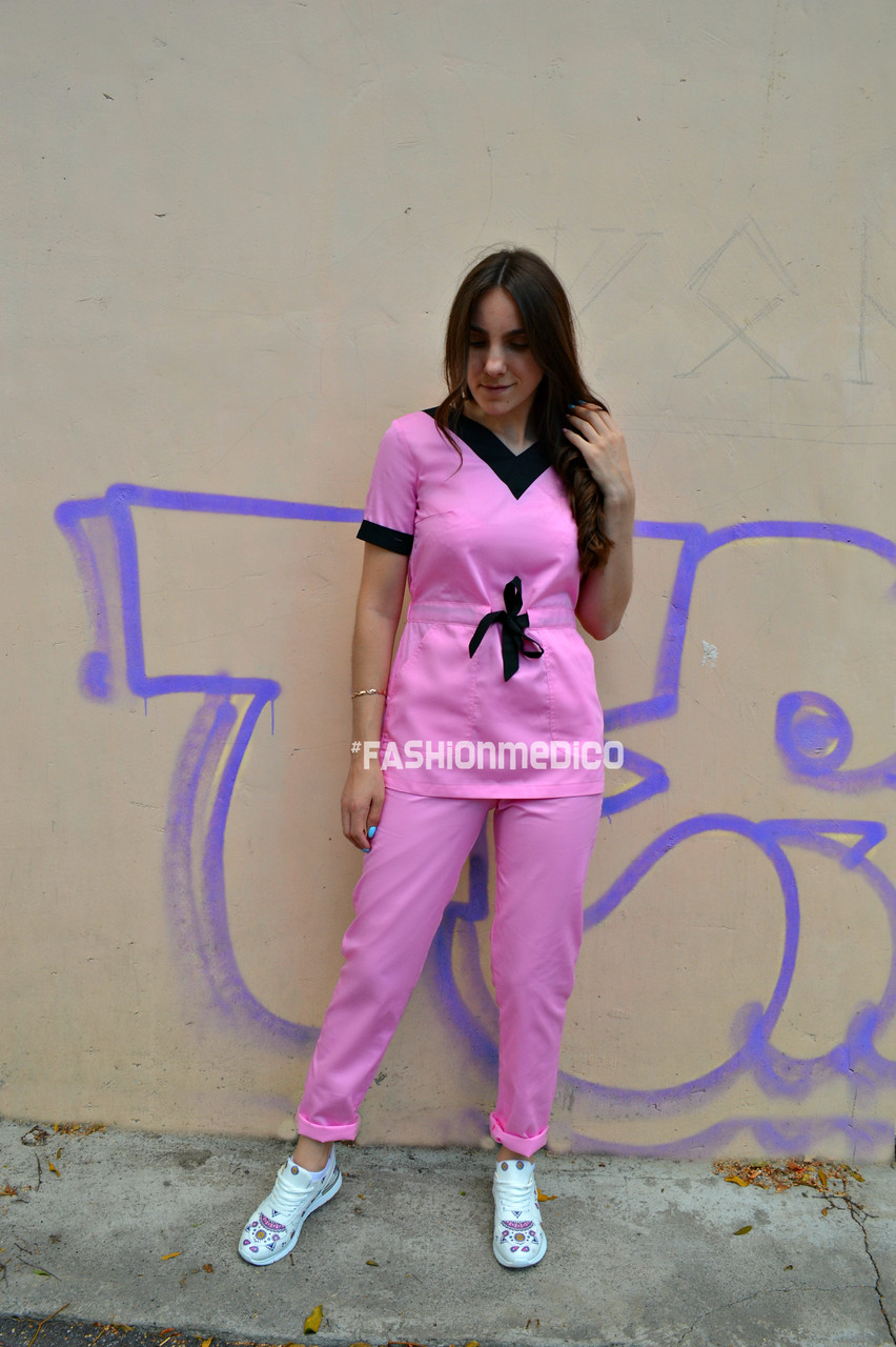 """Жіночий медичні костюм """"Поліна"""""""