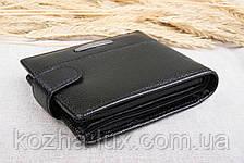 Кожаное мужское портмоне Tailian черный 197-12, фото 3