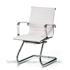 Офісне крісло Special4You Solano office artleather white