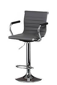 Барний стілець Special4You Bar Grey plate