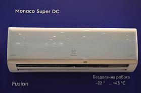 Спліт-система (інвертор) Electrolux EACS/I-24 HM/N3_15Y серія Monaco Super DC Inverter
