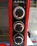 Электрическая печь (духовка) ASEL AF-4023  40л  оригинал Турция., фото 5