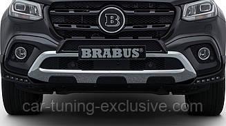 BRABUS front attachment for Mercedes X-class W470
