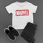 "Футболка з принтом ""Marvel"", фото 2"