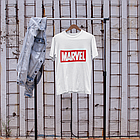 "Футболка з принтом ""Marvel"", фото 3"