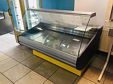 Холодильная витрина РОСС 1.5 м  Siena (Сиена) (Б/У)