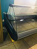 Холодильная витрина РОСС 1.5 м  Siena (Сиена) (Б/У), фото 5