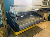 Холодильная витрина РОСС 1.5 м  Siena (Сиена) (Б/У), фото 3