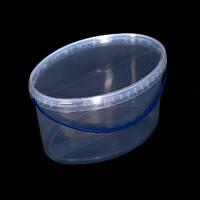 Ведро пластиковое пищевое, для меда 5,6 л. (100 шт.), фото 1