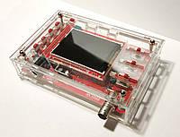 DSO138 + КОРПУС акриловый, Цифровой осциллограф, Собранный