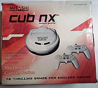 Детская игровая консоль Mitashi Cub Nx