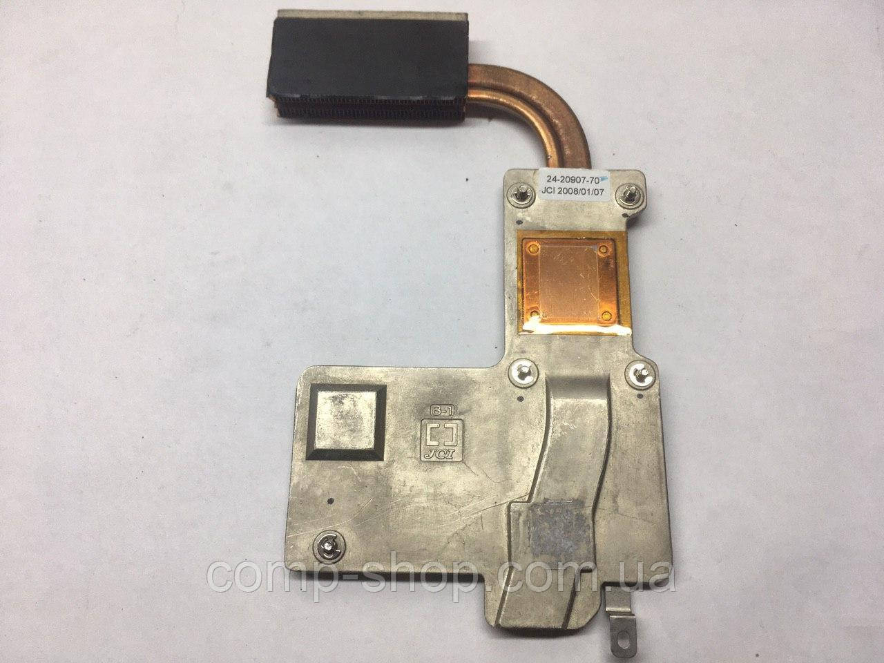 БУ Термотрубка системы охлаждения для ноутбука Fujitsu Amilo Pa 2548, 24-20907-70 (Оригинал)