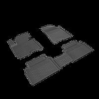 Автомобильные коврики в салон SAHLER 4D для KIA SPORTAGE 2010-2015 KIA-02