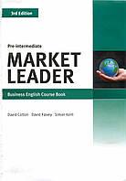 Market Leader Pre-intermediate Course Book 3rd (third) Edition учебник