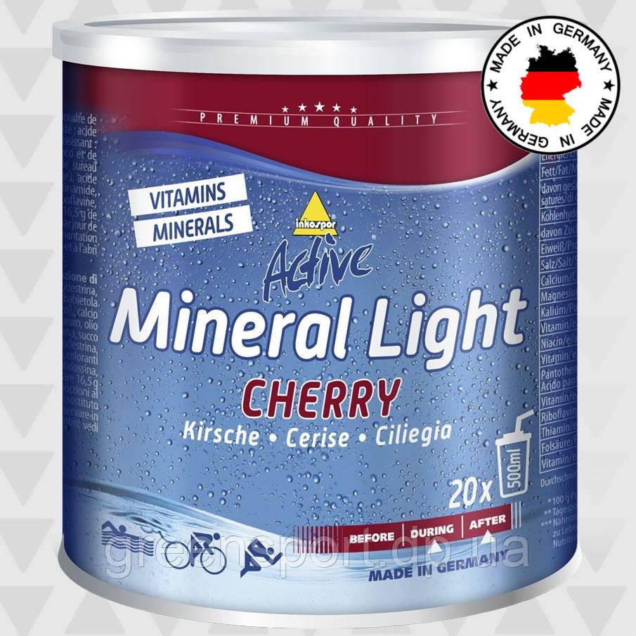 Витамины и минералы Inkospor Active Mineral Light 330 г Вишня