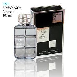 3271 BLACK & WHITE Christian for men 100 ml