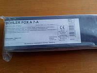 Электроды по нержавейке FOX A 7-A 4мм
