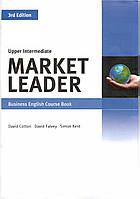 Market Leader Upper Intermediate Course Book 3rd (third) Edition учебник