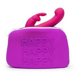 Кейс для секс игрушек HAPPY большой Happy Rabbit (Великобритания)