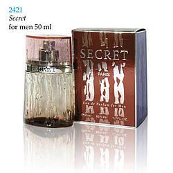 2421 SECRET Christian for men 50 ml