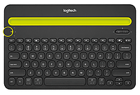 Клавиатура Logitech Bluetooth Multi-Device Keyboard K480  КОД: 920-006368