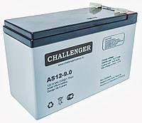 Акумуляторна батарея AGM Challenger AS12-9 Ah 12V