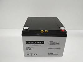 Аккумуляторная батарея AGM Challenger AS12-24 Ah 12V