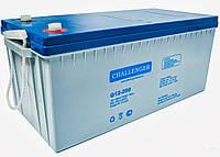Гелевый аккумулятор Challenger G12-200 Ah 12V