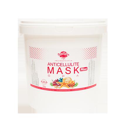 Антицеллюлитная грязевая маска MAXI, 3кг