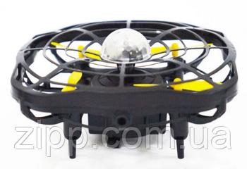 Квадрокоптер UFO ENERGY кишеньковий дрон з управлінням жестами руки