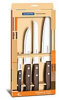 Набор ножей TRAMONTINA TRADICIONAL 4 предмета  КОД: 22299/041