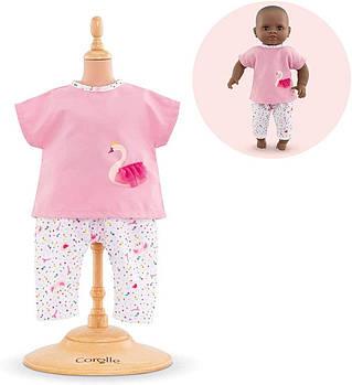 Набір одягу для ляльки блуза і брюки Corolle Королівський лебідь 30 см 9000110360