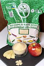Молотые сушеные яблоки ( яблочная мука)