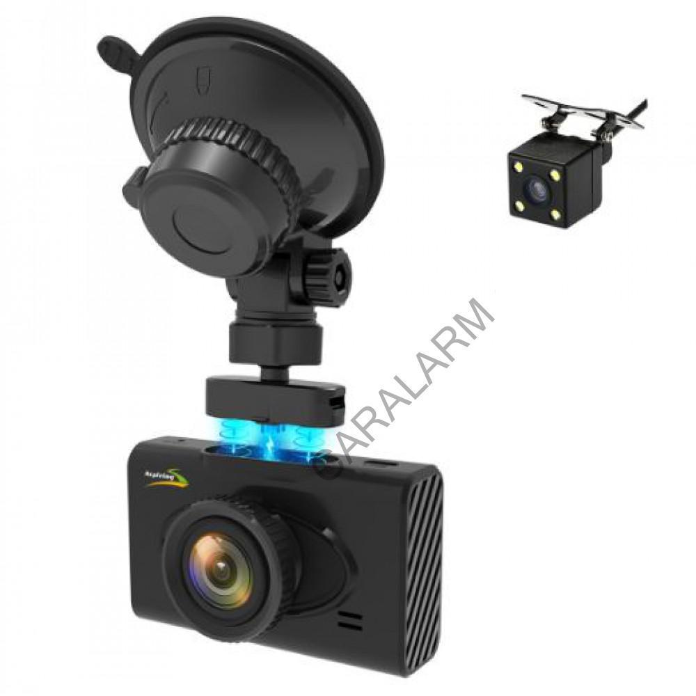 Видеорегистратор Aspiring ALIBI 6 DUAL, WI-FI, GPS, MAGNET