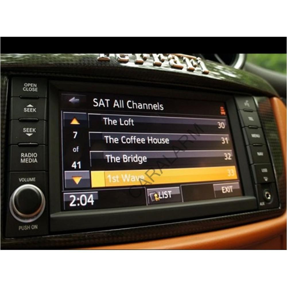 Мультимедийный видео интерфейс Gazer VI700W-FERR (Ferrari)