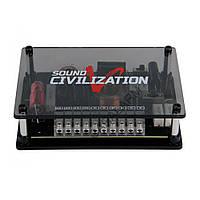Кроссовер Kicx Sound Civilization X6