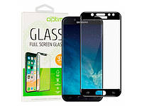 Защитное стекло Optima 3D Samsung A315 (A31) Black на экран телефона.