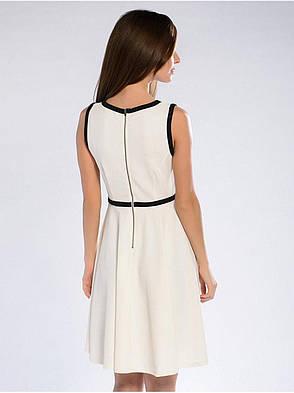 Сукня з округлим вирізом горловини. Сезон весна - літо, фото 2