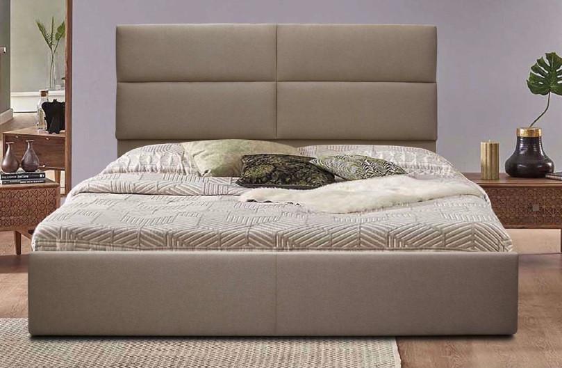 Кровать Блест в мягкой обивке