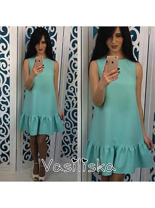 Платье летнее Шелли из СОФТА оптом и в розницу купить по ценам производителя, фото 2