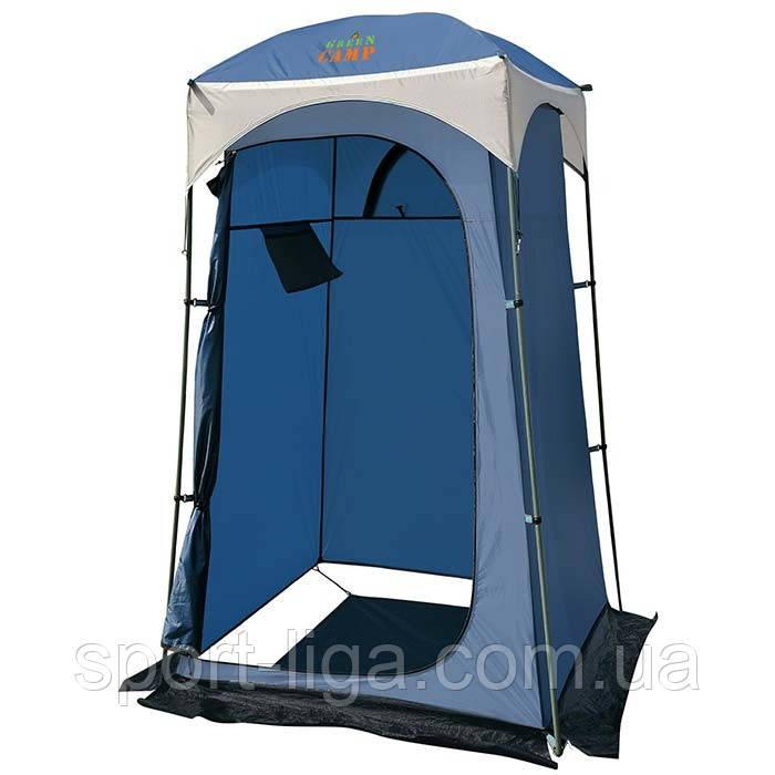 Палатка-душ Green Camp, 120х120х200 см