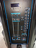Потужна акумуляторна акустика Temeisheng TMS SL-16 (USB-BT-2MIC-600W), фото 4