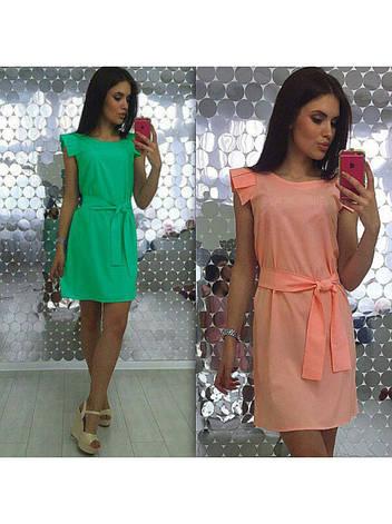 """Сукня Сарафан """"Modest"""" оптом і в роздріб придбати за цінами виробника, фото 2"""