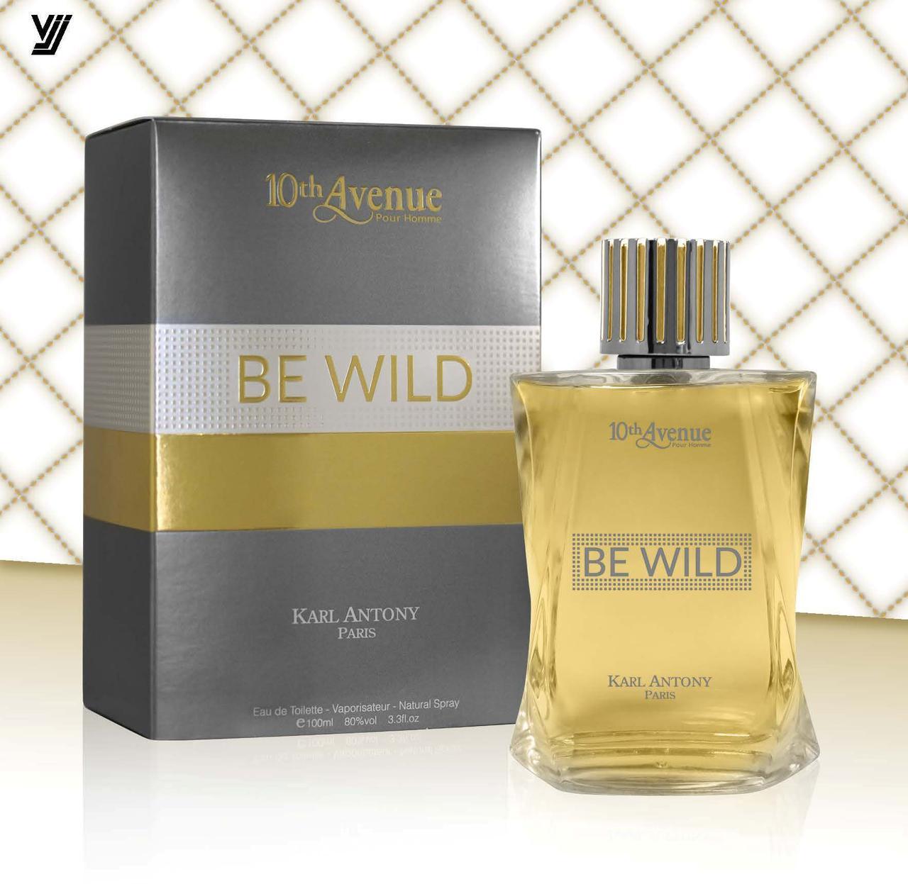 Karl Antony 10th Avenue Be Wild
