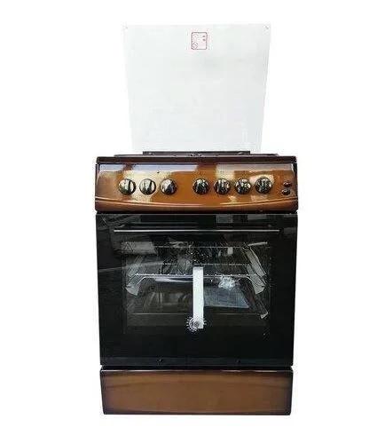 Плита Milano ML60 EF50+ коричневая