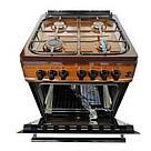 Плита Milano ML60 EF50+ коричневая, фото 2