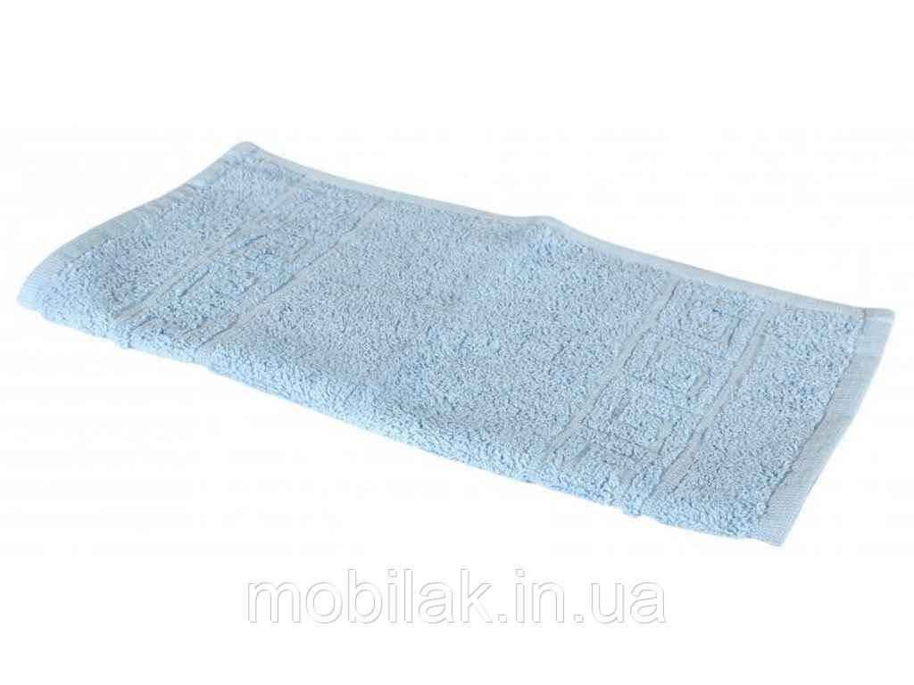 Серветка блакитна бавовна арт 76-167-128 ТМТНП КОМ