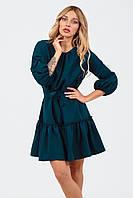 Вишукане жіноче плаття Raily, зелений