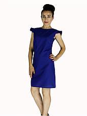 """Плаття літнє """"Рюші"""" оптом і в роздріб придбати за цінами виробника, фото 3"""